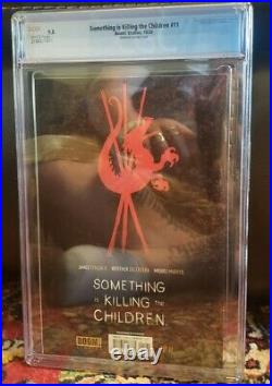 Cgc 9.8 Something Is Killing The Children #11 1100 Department Of Truth Homage