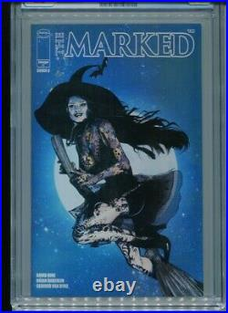 Image Comics The Marked #1 (2019) CGC 9.8 WHITE (variant cover C)