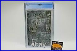 Invincible #1 Cgc 9.8 Black Foil Skybound Comic Vault Variant Limited To 200 Nm