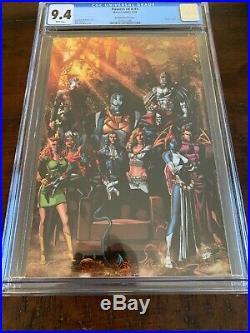 Powers of X #1 CGC 9.4 Mike Deodato Virgin Variant Cover 1200