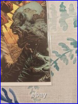 The Walking Dead Deluxe #1 RED FOIL Exclusive Skybound Variant Cover NM CGC IT