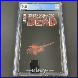 Walking Dead 100 CGC 9.8 Lucille Variant! First Appearance Of Negan & Lucille